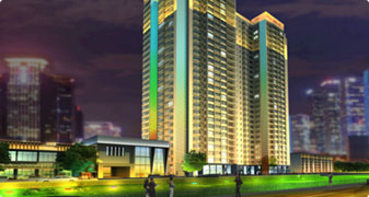 楼宇亮化、环境艺术灯光工程