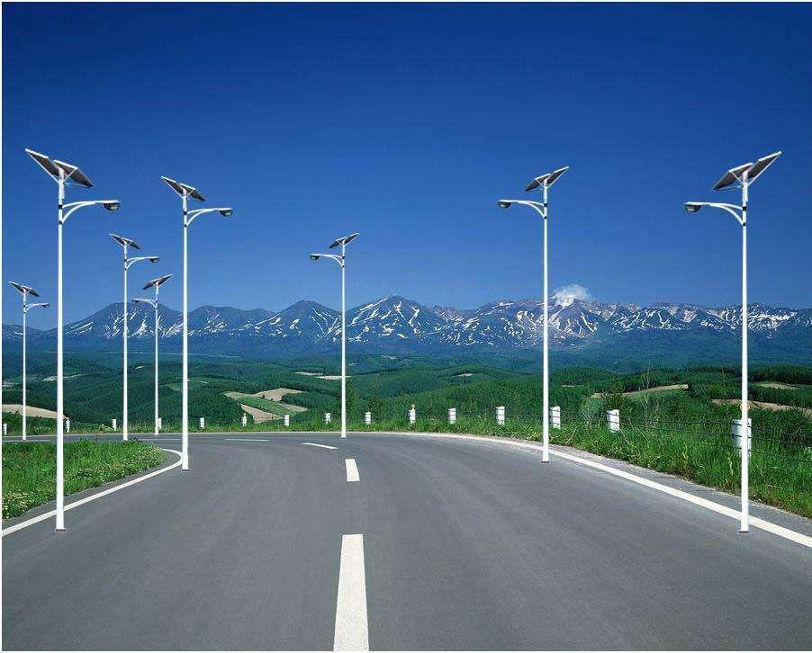 宜昌太阳能路灯