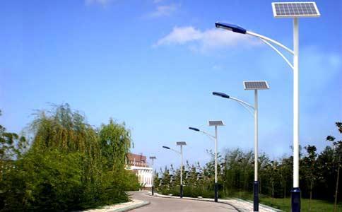 宜昌太阳能亮化路灯