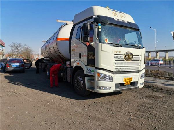 我们在进行危险品运输过程中需做好相应的措施