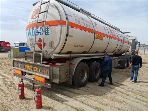 宁夏不锈钢保温车队浅述交通发展对物流产生之影响