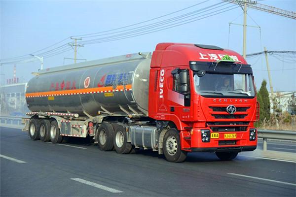 简要分析道路危险品运输车辆火灾的着火源