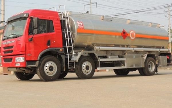 关于油罐车的运输规定你知道吗?