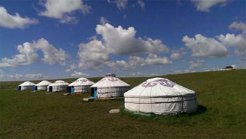 广东现代蒙古包