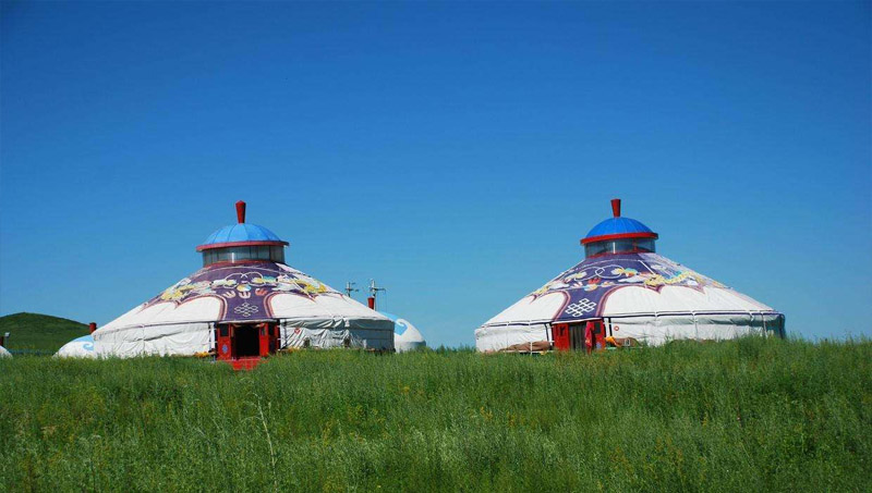 广东省东莞市哪里有蒙古包批发厂家