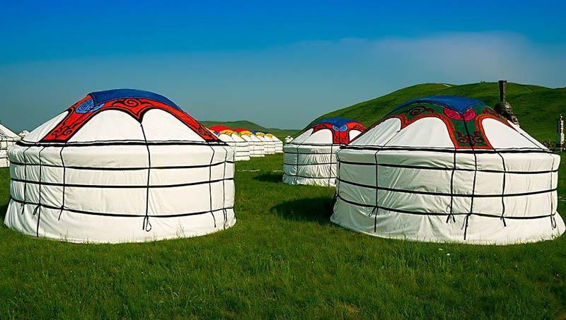 福建哪里有新型改良蒙古包厂