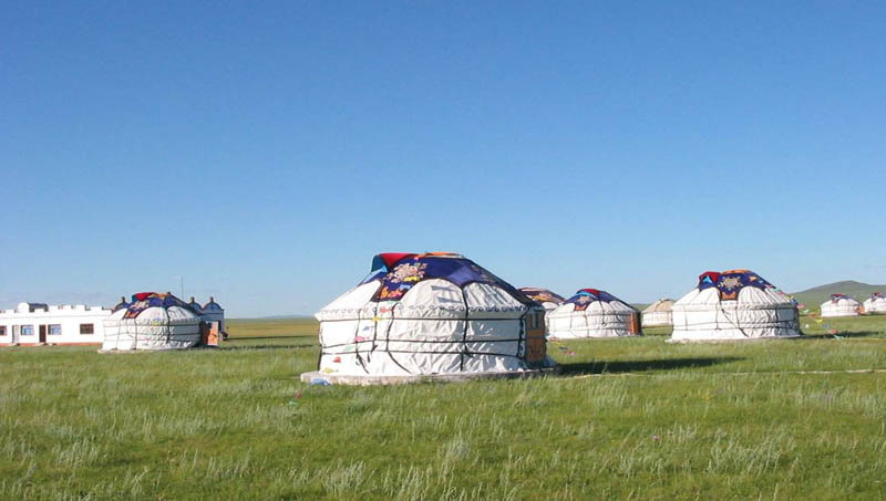 福建哪里有传统蒙古包批发厂家