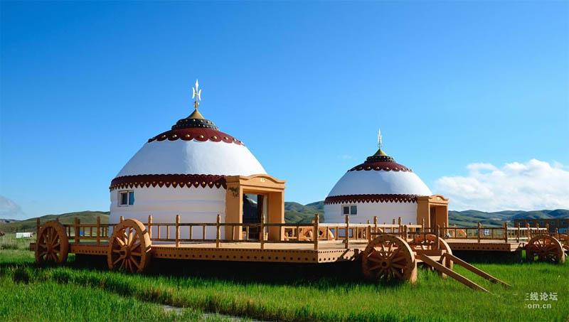 珠海市餐饮蒙古包直销厂家哪里有