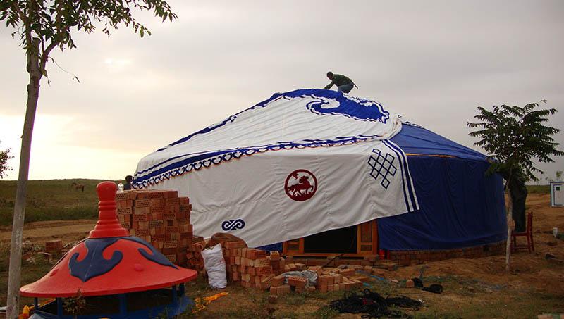 生态园蒙古包厂家