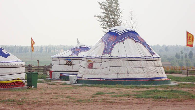 餐饮蒙古包厂家直径5M报价