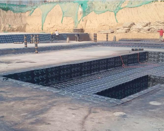 地坑防水施工