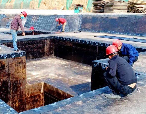 地面防水工程