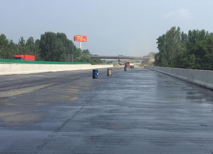 公路防水施工