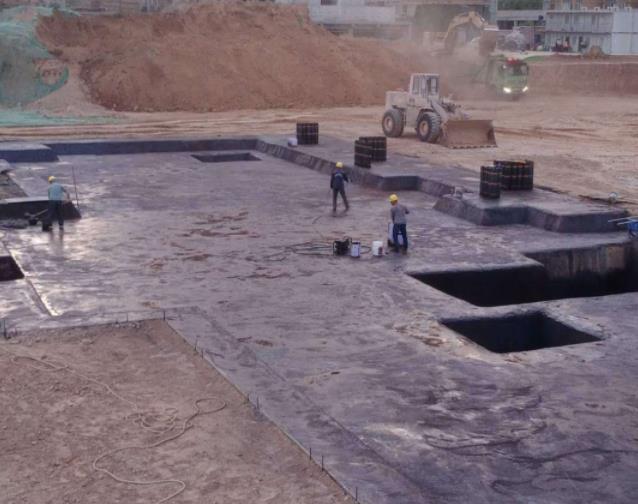 地基防水工程