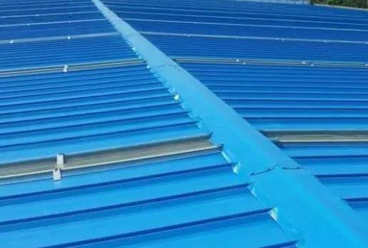 彩钢瓦屋面防水案例