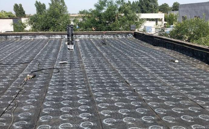 屋面防水堵漏案例