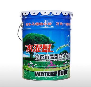 水泥基防水涂料