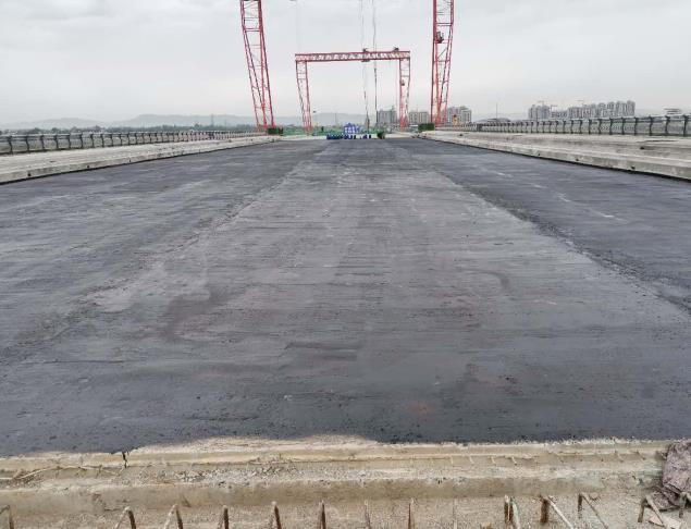 道桥涂料喷涂工程