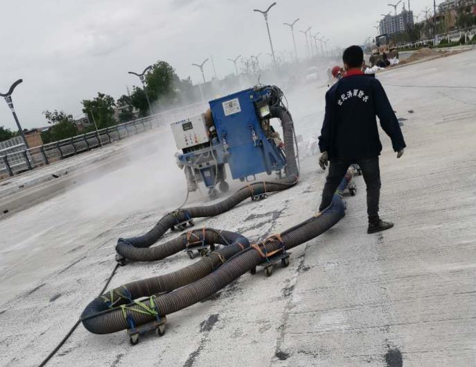 道桥防水涂料施工