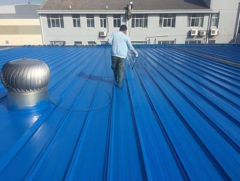 彩钢瓦喷漆翻新工程施工常见方式有什么?