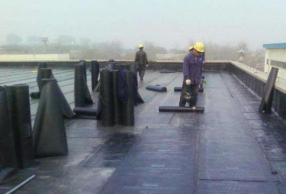 西安海博瑞铺设防水卷材需要注意的事项分享