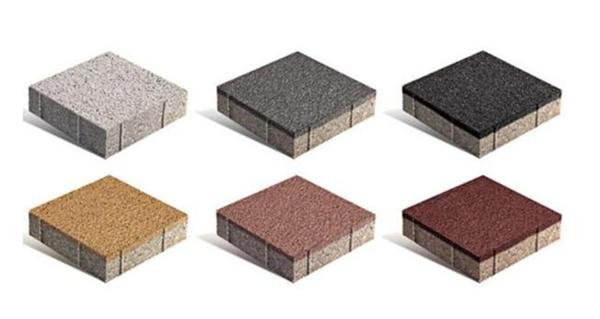 陶瓷透水磚和傳統透水磚的對比