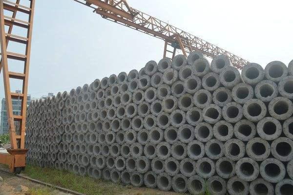 水泥杆生产