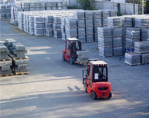 水泥制品生产厂