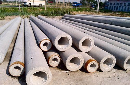 环保型水泥杆生产线