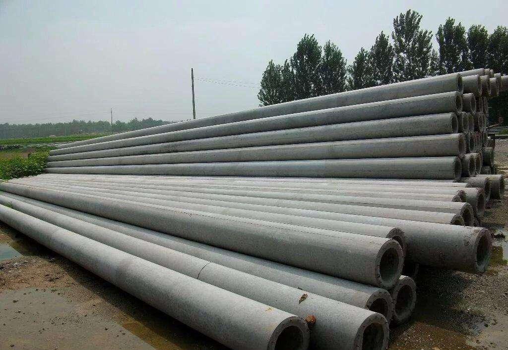 水泥杆自然养护和蒸汽养护的区别