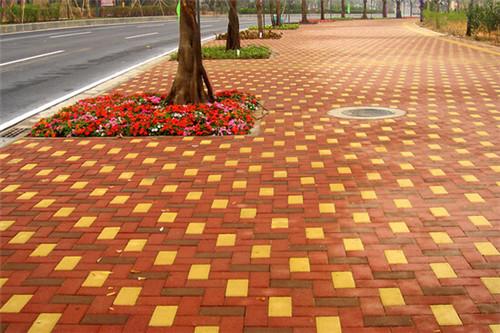 西安透水砖生产
