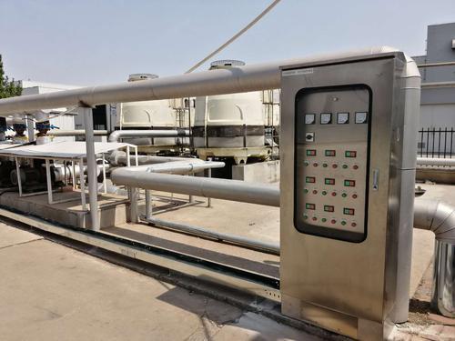 西安冷却塔节能节水控制