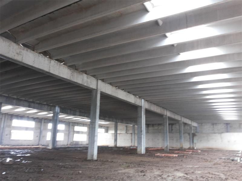 湖北屋面板华英六期冷库