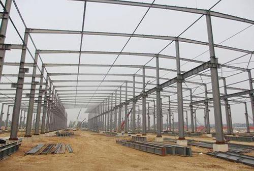 湖北钢结构厂房吊车梁的安装注意事项