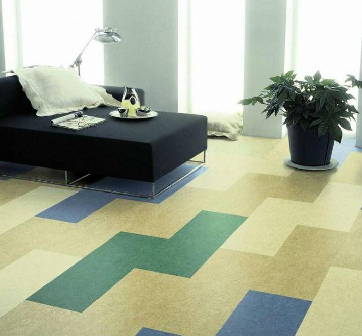 西安石塑塑膠地板比照橡膠木地板有何不同?