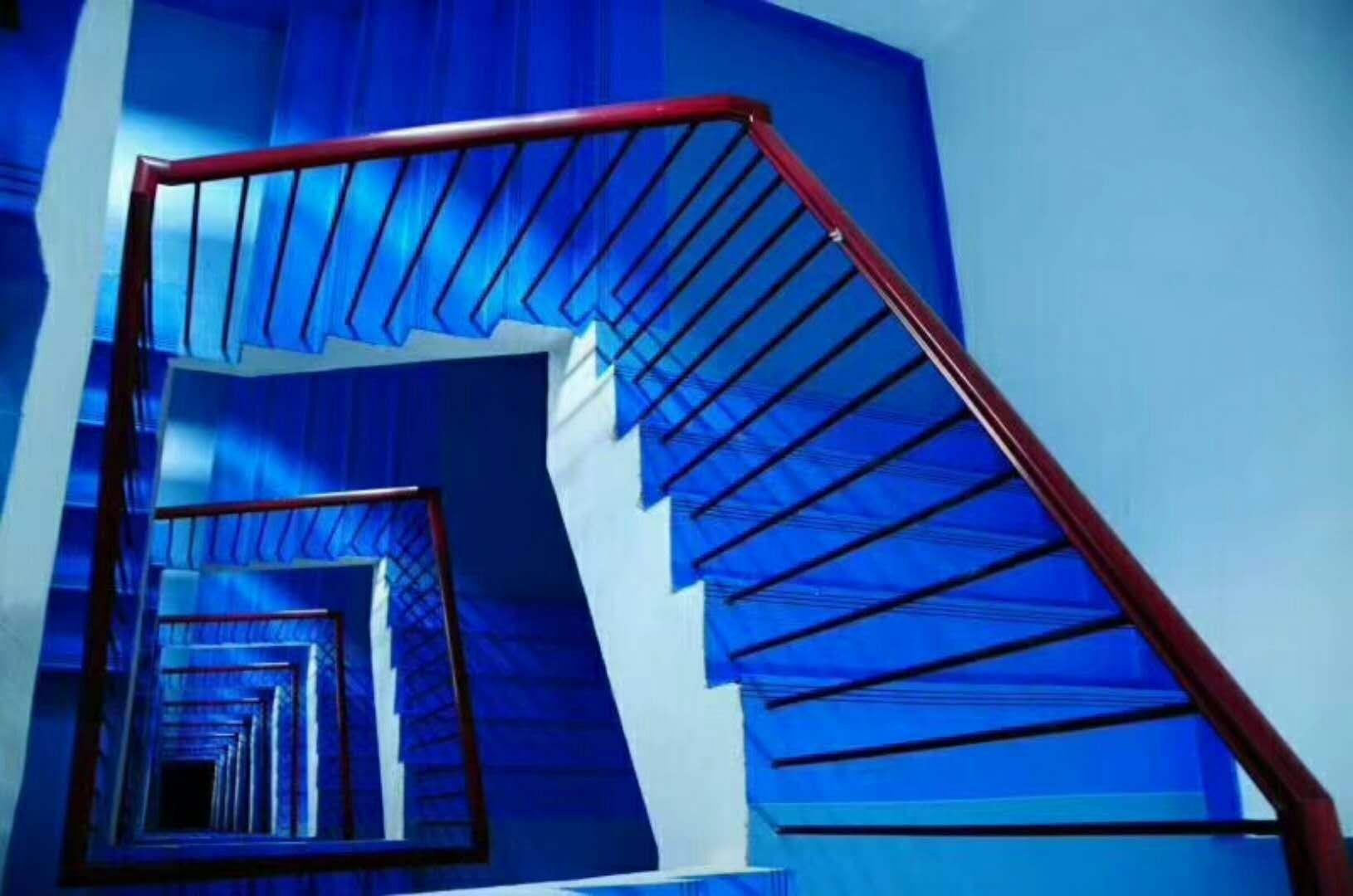 PVC楼梯踏步定做