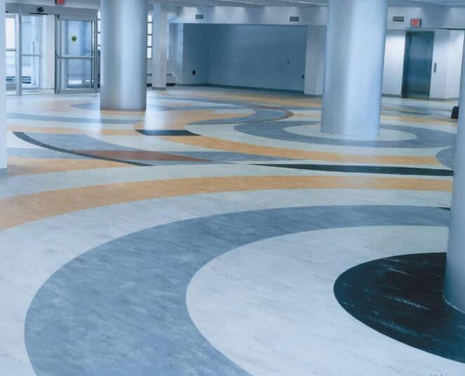西安PVC塑胶地板是如何得来的,有什么意义?