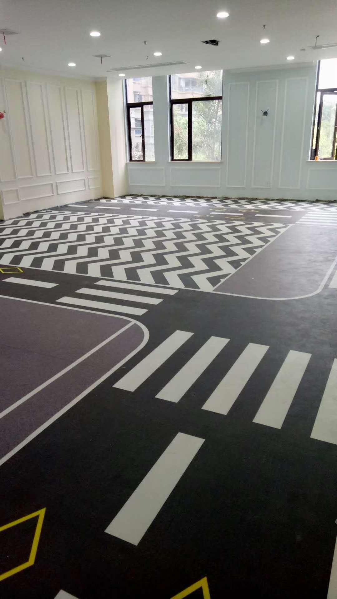 西安塑胶地板哪家好