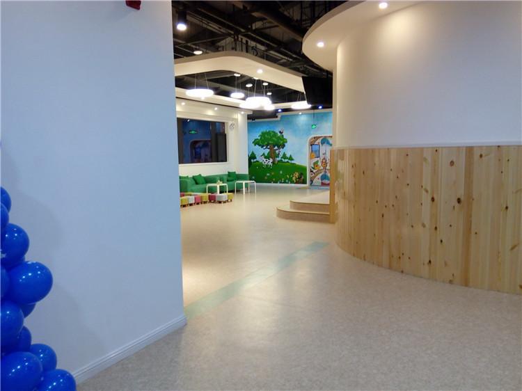 西安幼教塑胶地板