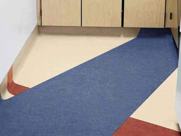 辦公室不隔音?不妨試試西安PVC塑膠地板?