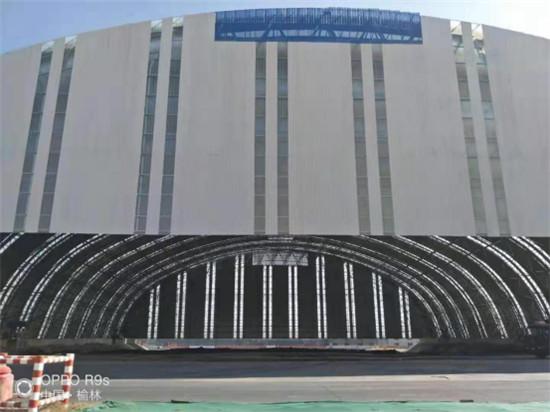 陕西钢结构网架