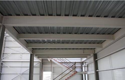 陕西钢结构平台