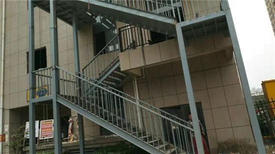 陕西钢结构楼梯工程