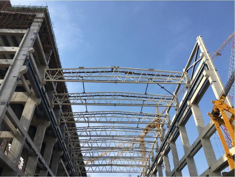 陕西钢结构桁架