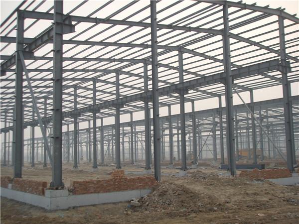 钢结构框架价格