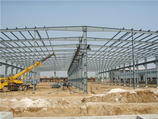 钢结构厂房厂家