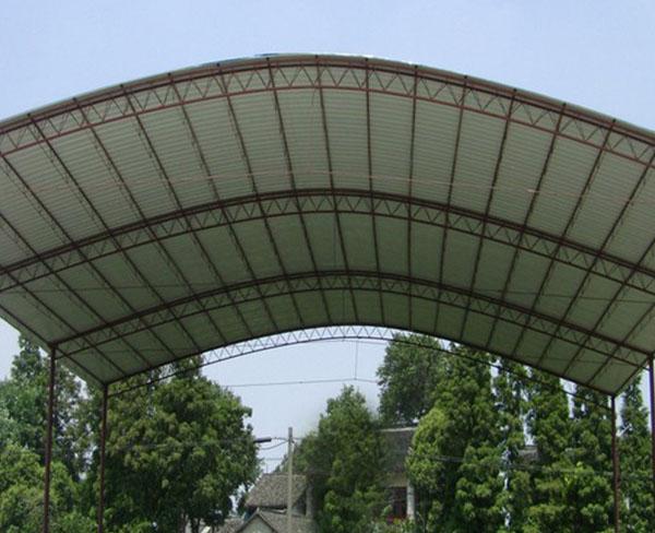 钢结构圆弧大棚