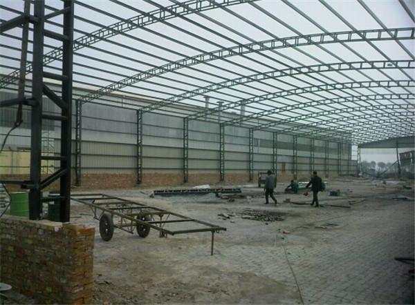 陕西钢结构工程在施工前,需要做哪些准备?
