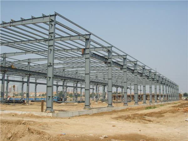 钢结构让厂房搭建方便快捷体现在哪些方面?