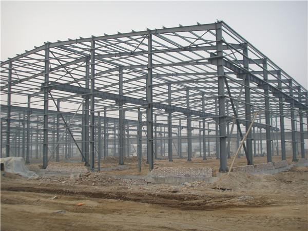 这6点优势让陕西钢结构厂房成为一种潮流趋势!
